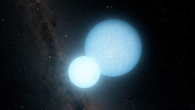 Sự sống Trái Đất có thể đến từ xác sống không gian - Ảnh 1.