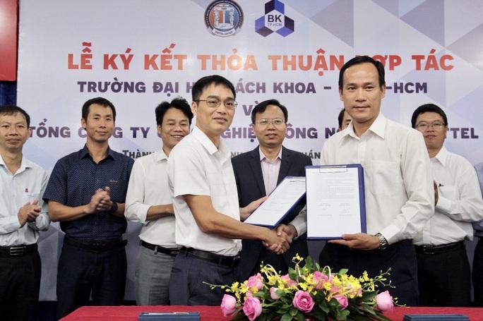 Tổng Công ty Công nghiệp Công nghệ cao Viettel hợp tác nghiên cứu và sản xuất chip 5G - Ảnh 1.