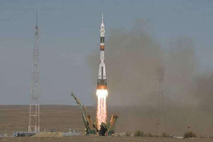 Tàu vũ trụ Nga MS-13 bị chôn vùi ở Thái Bình Dương - Ảnh 1.
