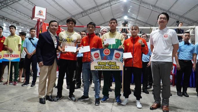 Nguyễn Trần Duy Nhất đưa đại quân đến tham dự giải vô địch Muay TP HCM 2020 - Ảnh 3.
