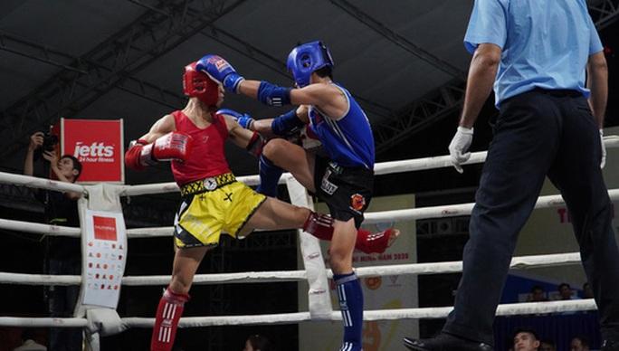 Nguyễn Trần Duy Nhất đưa đại quân đến tham dự giải vô địch Muay TP HCM 2020 - Ảnh 4.
