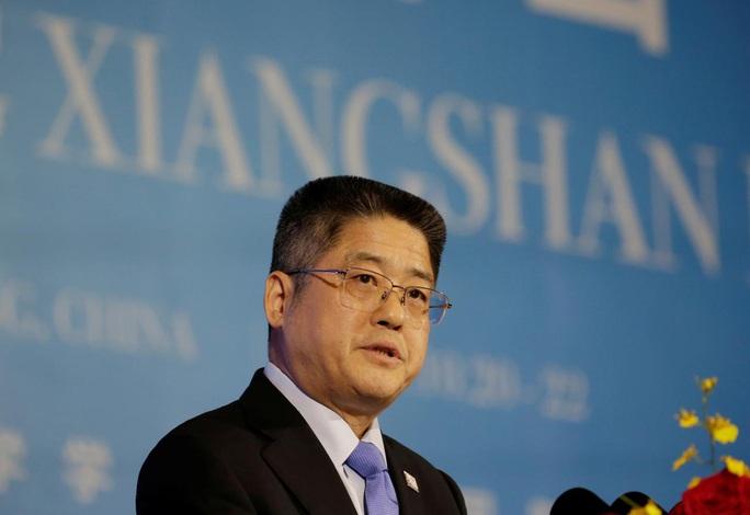 Quan chức ngoại giao Trung Quốc đồng loạt dịu giọng với Mỹ - Ảnh 2.