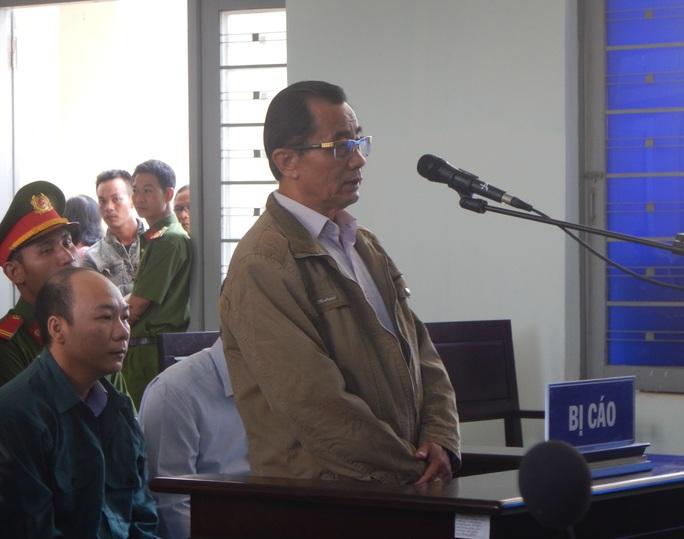 Xét xử các lãnh đạo TP Phan Thiết vì sai phạm đất đai - Ảnh 3.
