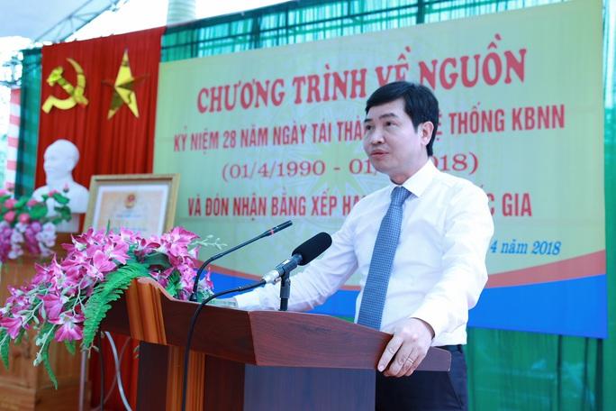 Tổng Giám đốc Kho bạc Nhà nước làm Thứ trưởng Bộ Tài chính - Ảnh 1.
