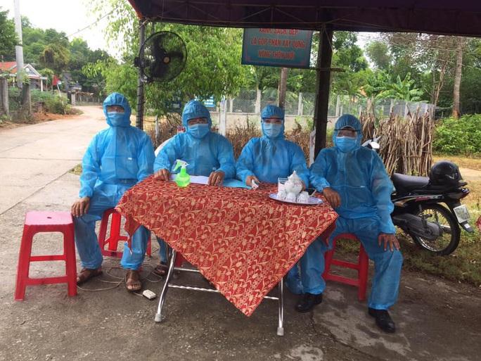Khiếp với lịch trình 5 nữ bệnh nhân Covid-19 mới ở Quảng Nam - Ảnh 2.