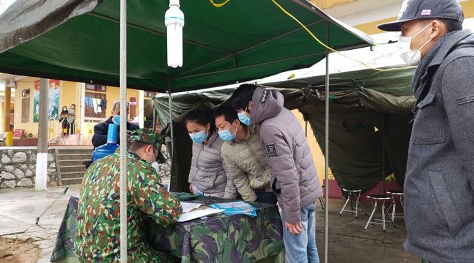 Thái Bình: Phong tỏa 1 thôn với 280 hộ dân từ trưa 1-8 - Ảnh 1.