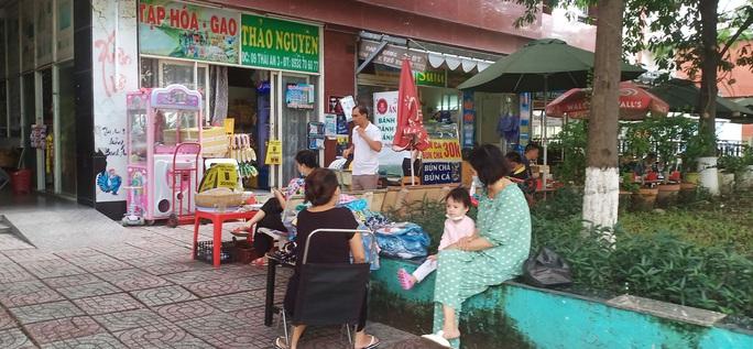 CLIP: Phong tỏa chung cư Thái An 2B ở quận 12, TP HCM - Ảnh 9.