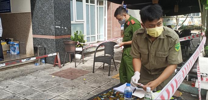 CLIP: Phong tỏa chung cư Thái An 2B ở quận 12, TP HCM - Ảnh 7.
