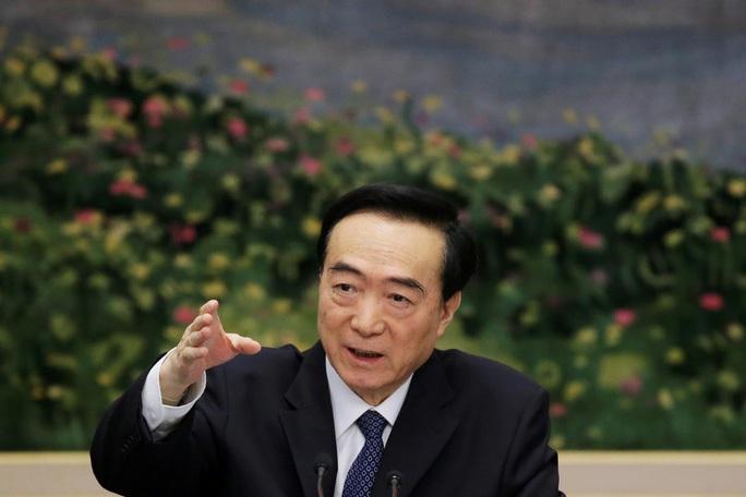 Mỹ lại leo thang trừng phạt Trung Quốc - Ảnh 1.