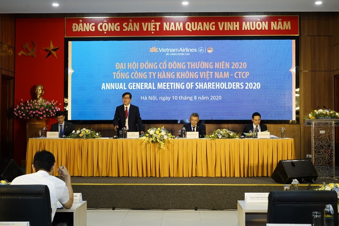 Ông Phạm Ngọc Minh rời ghế, Vietnam Airlines có Chủ tịch mới - Ảnh 1.