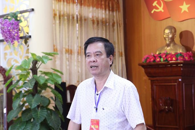 Cán bộ coi thi chậm trễ giao đề, 117 thí sinh ở Điện Biên phải thi lại môn Địa lý - Ảnh 1.