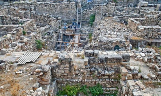 Thêm bằng chứng Trái Đất sắp đảo ngược lộ ra trong thành phố cổ 2.600 tuổi - Ảnh 2.