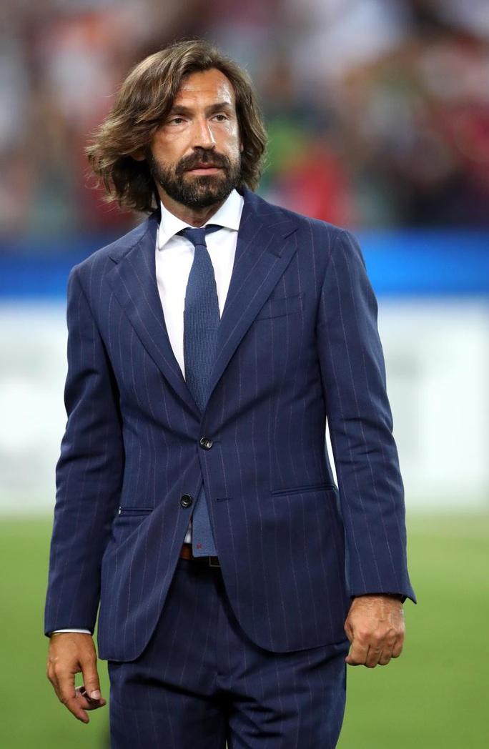 Pirlo ngồi ghế nóng ở Juventus - Ảnh 1.