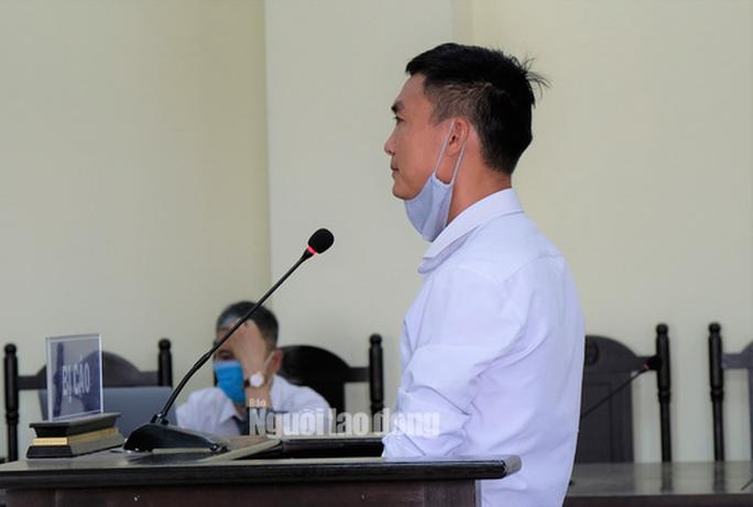 Hô biến lúa thành hoa ly, 5 cựu cán bộ TP Thanh Hóa hầu tòa - Ảnh 3.