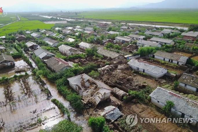 Ông Kim Jong-un mở kho đặc biệt, gửi yêu thương đến người dân - Ảnh 3.