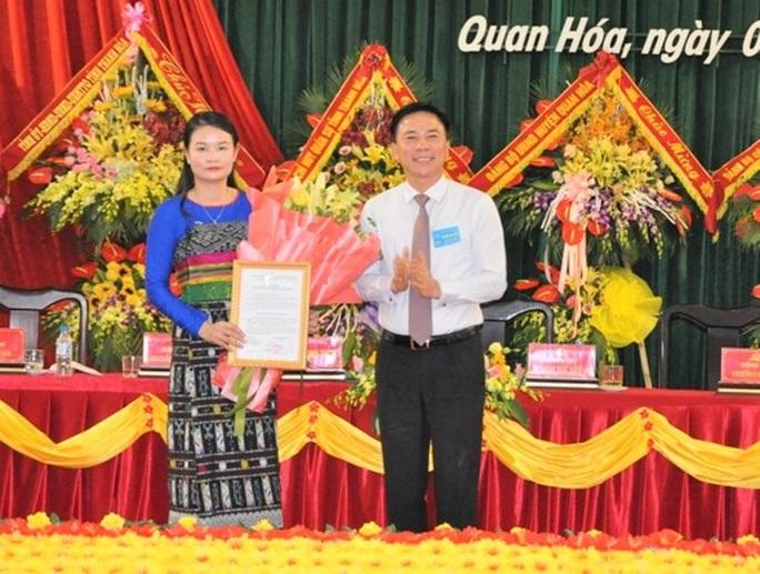 Thanh Hóa có nữ Bí thư Huyện ủy trẻ nhất tỉnh - Ảnh 1.