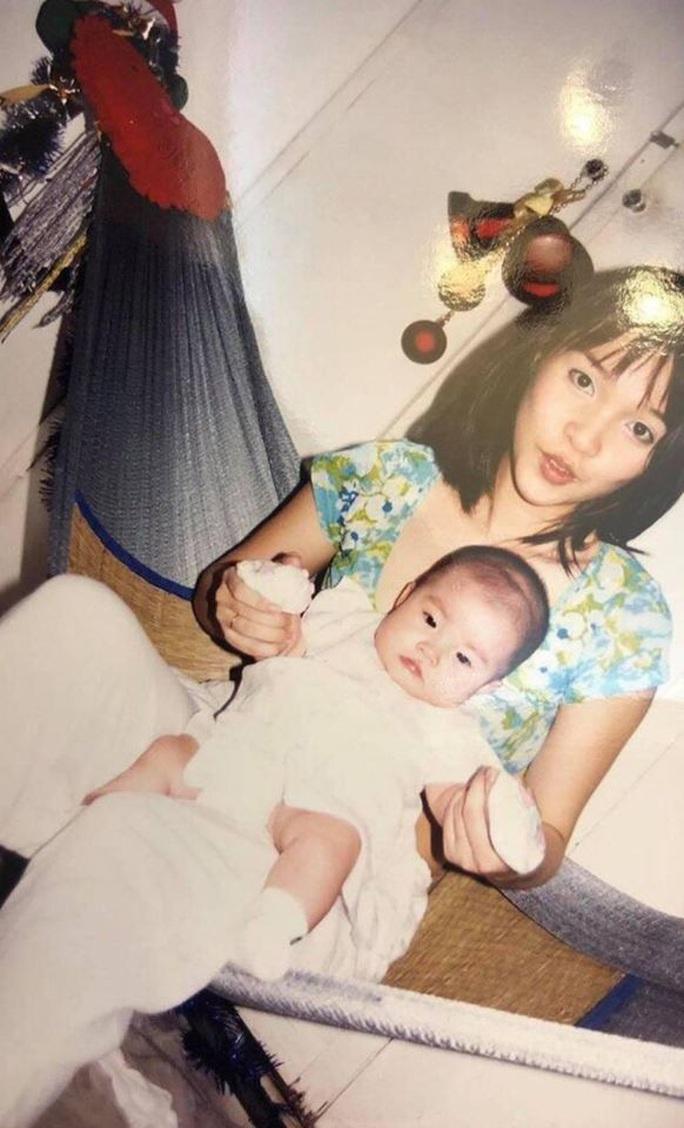 Hiền Thục nhớ thời mẹ đơn thân năm 21 tuổi - Ảnh 2.