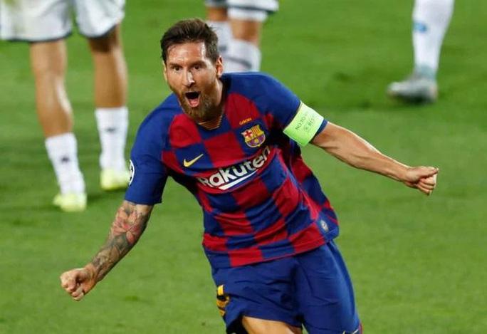 Messi không tin chủ tịch Barcelona, muốn dứt áo ra đi - Ảnh 1.