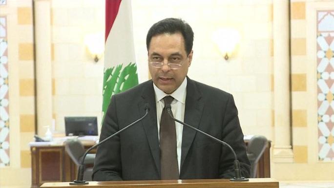 Vụ nổ cực lớn ở Lebanon thổi bay toàn bộ chính phủ - Ảnh 1.
