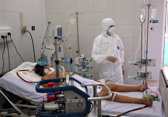 Thêm 14 ca Covid-19, 1 bệnh nhân không liên quan đến Đà Nẵng - Ảnh 1.