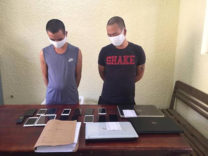 Cặp đôi ở Quảng Nam thực hiện 9 vụ trộm trong mùa dịch Covid-19 - Ảnh 1.