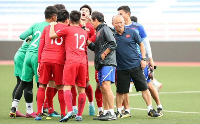 Đội tuyển Việt Nam nghỉ hết năm 2020 - Ảnh 1.
