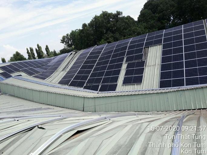 """Nhiều nơi """"gian lận"""" điện mặt trời mái nhà và nối lưới, EVN kiến nghị hướng dẫn cụ thể - Ảnh 1."""