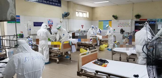 Lịch trình 10 ca Covid-19 ở Đà Nẵng: Có bác sĩ của Bệnh viện Đà Nẵng - Ảnh 2.