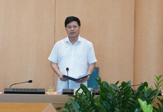 Phân công người phụ trách, điều hành hoạt động UBND TP Hà Nội thay ông Nguyễn Đức Chung - Ảnh 2.