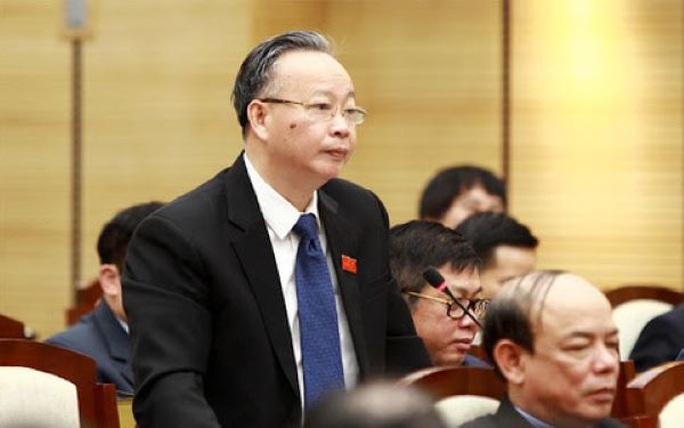 Phân công người phụ trách, điều hành hoạt động UBND TP Hà Nội thay ông Nguyễn Đức Chung - Ảnh 1.