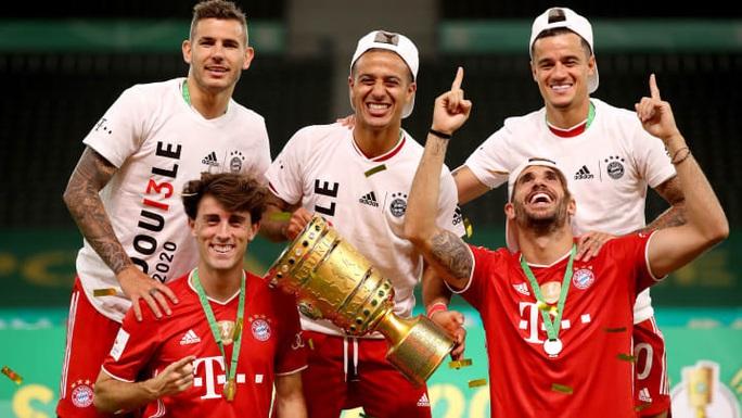 Bom xịt Real Madrid đá 10 trận giành 4 cúp, vô địch ở hai quốc gia - Ảnh 5.