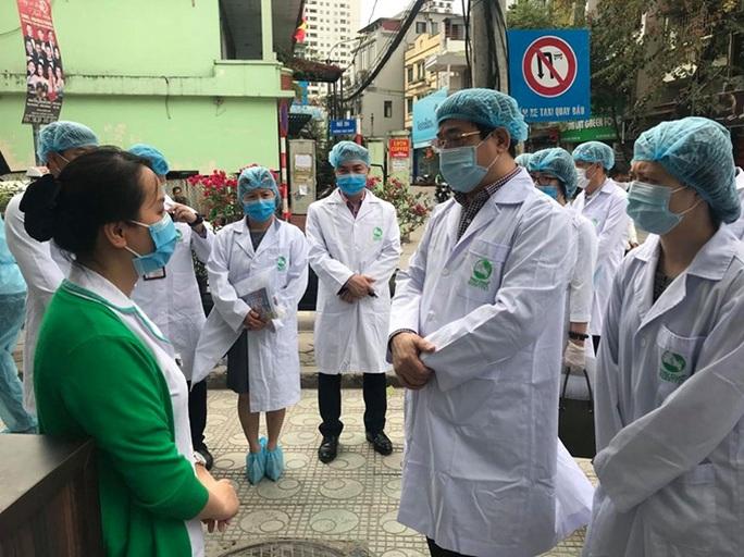 Huy động y tế tư nhân chung tay phòng, chống dịch Covid-19 - Ảnh 1.