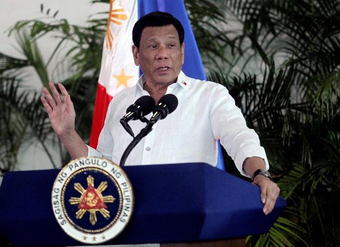 Philippines công bố thời gian Tổng thống Duterte tiêm vắc-xin Covid-19 của Nga - Ảnh 1.