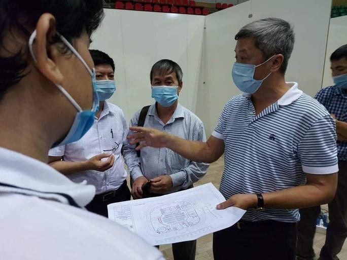 Bộ Y tế bất ngờ điều 3 chuyên gia đầu ngành vào miền Trung - Ảnh 3.