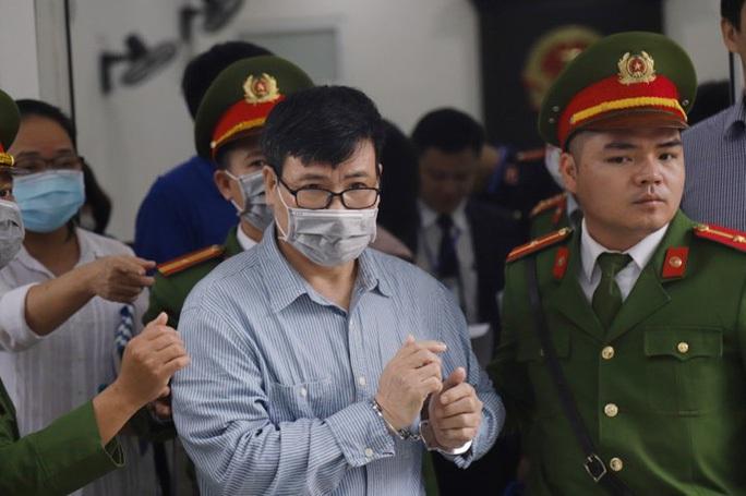 Trương Duy Nhất bị tuyên y án 10 năm tù - Ảnh 1.