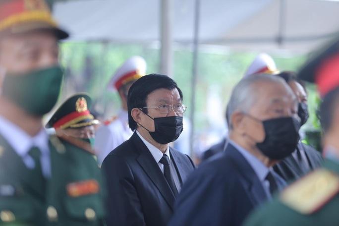Thủ tướng Nguyễn Xuân Phúc, Chủ tịch QH Nguyễn Thị Kim Ngân viếng nguyên Tổng Bí thư Lê Khả Phiêu - Ảnh 10.