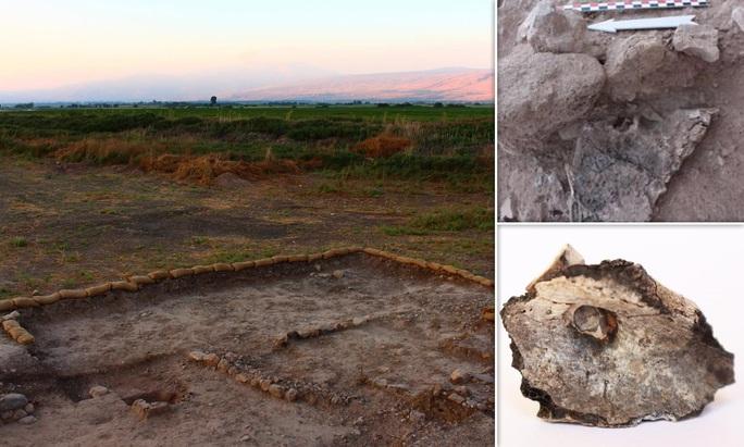 Bí ẩn người than ngồi bó gối trong mộ cổ 9.000 năm tuổi - Ảnh 1.