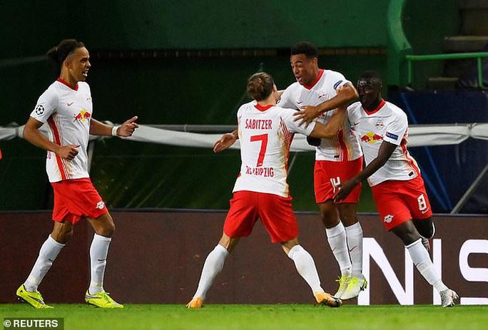 Địa chấn Alvalade, Atletico Madrid gục ngã dưới chân RB Leipzig - Ảnh 10.