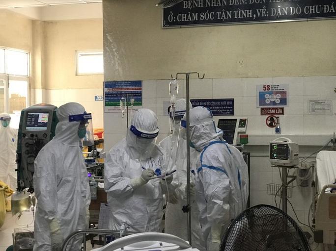 Thêm 6 ca mắc Covid-19 mới ở Hải Dương và Quảng Nam, 1 bệnh nhân tử vong - Ảnh 1.