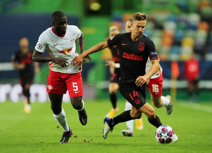 Địa chấn Alvalade, Atletico Madrid gục ngã dưới chân RB Leipzig - Ảnh 4.