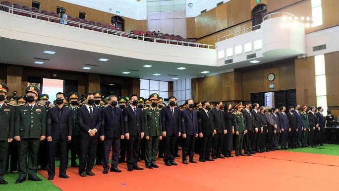 Hình ảnh Lễ viếng nguyên Tổng Bí thư Lê Khả Phiêu tại quê nhà - Ảnh 3.