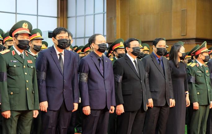 Hình ảnh Lễ viếng nguyên Tổng Bí thư Lê Khả Phiêu tại quê nhà - Ảnh 2.
