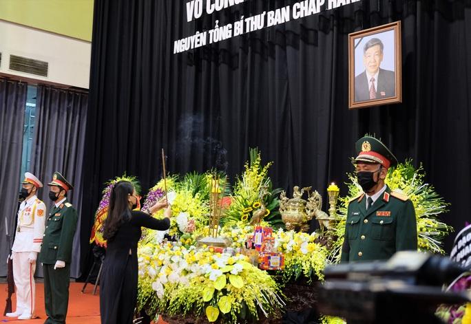 Hình ảnh Lễ viếng nguyên Tổng Bí thư Lê Khả Phiêu tại quê nhà - Ảnh 14.