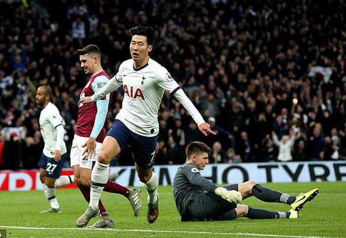 Siêu phẩm bàn thắng của Son Heung-min đẹp nhất mùa Ngoại hạng Anh - Ảnh 3.