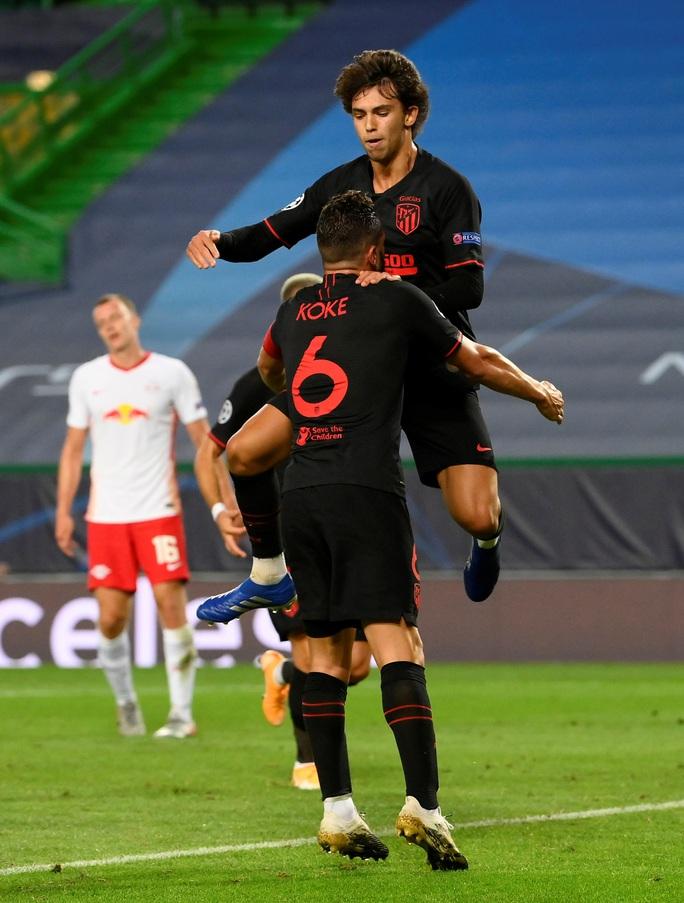 Địa chấn Alvalade, Atletico Madrid gục ngã dưới chân RB Leipzig - Ảnh 8.