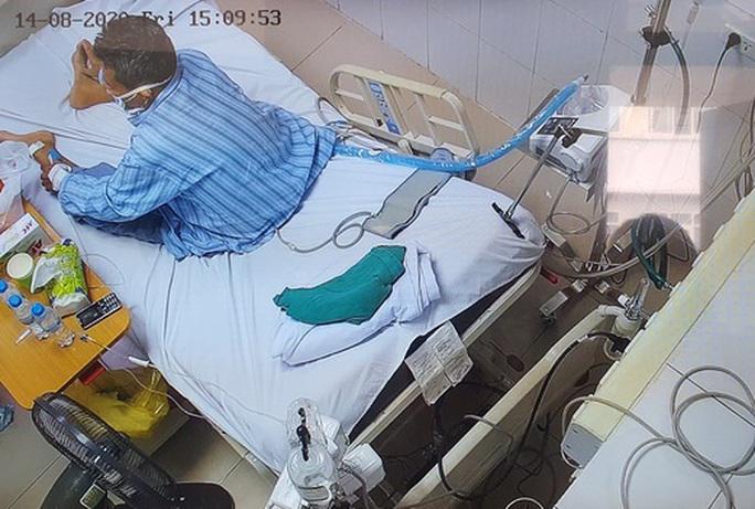 Bệnh nhân Covid-19 số 867 bị bỏ lọt, Bộ Y tế yêu cầu rút kinh nghiệm - Ảnh 1.