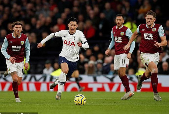 Siêu phẩm bàn thắng của Son Heung-min đẹp nhất mùa Ngoại hạng Anh - Ảnh 2.