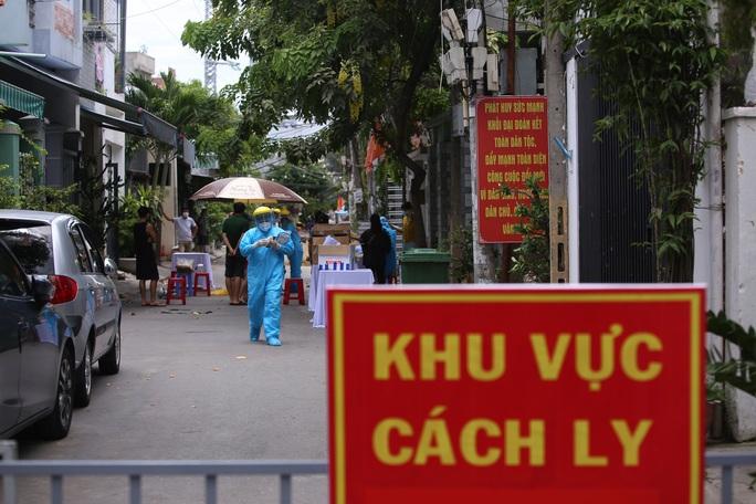 Lịch trình 14 ca Covid-19: Nhiều người có mặt tại Bệnh viện Đà Nẵng cuối tháng 7, có 1 lần xét nghiệm âm tính - Ảnh 1.
