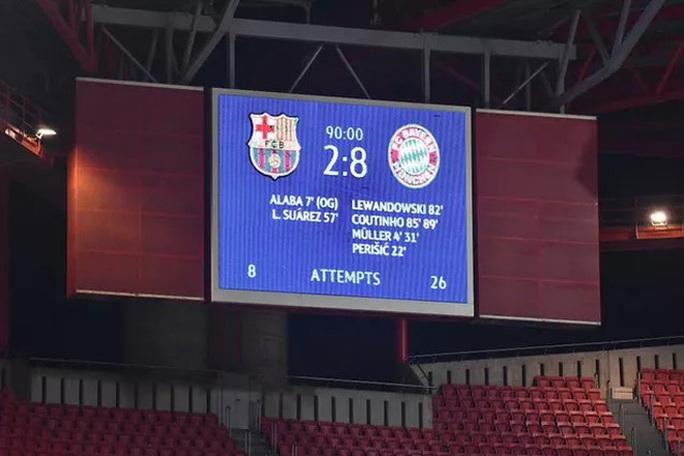 Báo chí Tây Ban Nha và châu Âu chê cười nỗi ô nhục Barcelona - Ảnh 3.