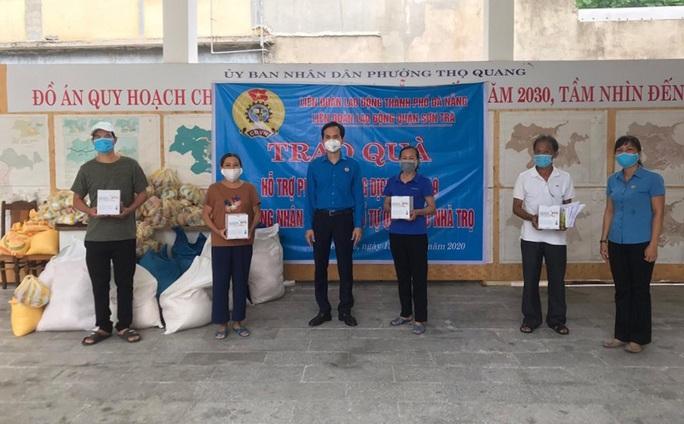 Đà Nẵng: Kêu gọi hỗ trợ 20.000 suất ăn cho y - bác sĩ tuyến đầu chống dịch - Ảnh 1.